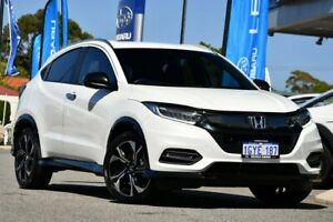 2018 Honda HR-V MY18 RS White 1 Speed Constant Variable Hatchback Melville Melville Area Preview