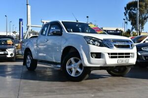 2013 Isuzu D-MAX MY14 LS-U Space Cab White 5 Speed Manual Utility Penrith Penrith Area Preview