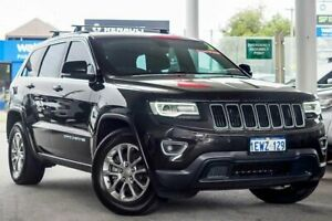 2015 Jeep Grand Cherokee WK MY15 Laredo 4x2 Black 8 Speed Sports Automatic Wagon Osborne Park Stirling Area Preview