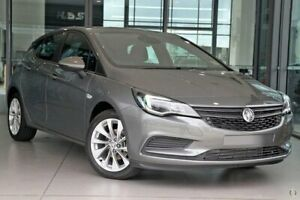 2019 Holden Astra BK MY19 R+ Grey 6 Speed Sports Automatic Hatchback Capalaba Brisbane South East Preview