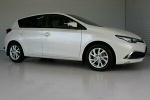 2017 Toyota Corolla ZRE182R Ascent Sport White 7 Speed Automatic Hatchback Parramatta Park Cairns City Preview