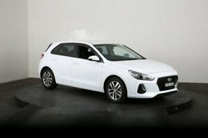 2017 Hyundai i30 GD4 Series 2 Update Active White 6 Speed Automatic Hatchback McGraths Hill Hawkesbury Area Preview