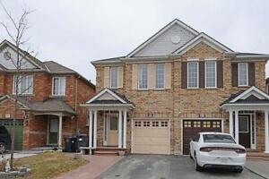Very Clean Well Kept 4 Bedroom Semi-Detached With Finished Basem