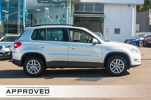 2009 Volkswagen Tiguan 5N MY09 125TSI 4MOTION Silver 6 Speed Sports Automatic Wagon Brookvale Manly Area Preview