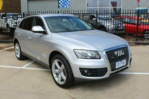 2011 Audi Q5 8R MY11 2.0 TDI Quattro Silver 7 Speed Auto Dual Clutch Wagon Hoppers Crossing Wyndham Area Preview