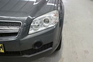 2010 Holden Captiva CG MY10 SX AWD Grey 5 Speed Sports Automatic Wagon Maryville Newcastle Area Preview