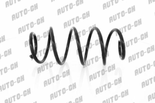 2 FRONT COIL SPRINGS FOR OPEL VECTRA C DIESEL