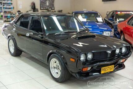 1975 Mazda RX4 Black 4 Speed Manual Hardtop Carss Park Kogarah Area Preview