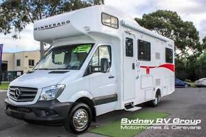 NM003 Winnebago Balmoral C Class With Electric Drop Down Bed Penrith Penrith Area Preview