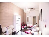 Fantastic opportunity to let Treatment / Therapy Room in busy, established Islington Salon.