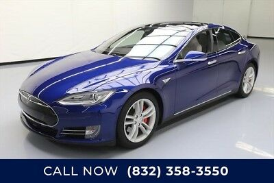Tesla Model S P85D Texas Direct Auto 2015 P85D Used Automatic AWD Premium