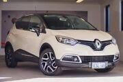 2015 Renault Captur J87 Dynamique EDC White 6 Speed Sports Automatic Dual Clutch Hatchback Melville Melville Area Preview