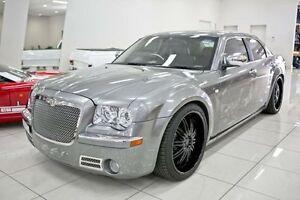 2006 Chrysler 300C LE MY06 3.5 V6 Grey 5 Speed Automatic Sedan Carss Park Kogarah Area Preview