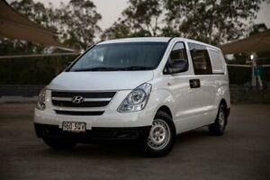 2012 Hyundai iLOAD TQ2-V Van 4dr Man 6sp 2.5DT White Manual Van