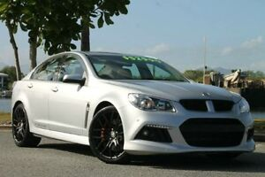 2013 Holden Special Vehicles Clubsport GEN-F MY14 Silver 6 Speed Manual Sedan Bungalow Cairns City Preview
