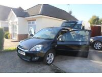 Ford Fiesta 1.25 zetec climate LOW MILES