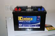 Deep Cycle Battery  ( Century ) - as new The Gap Brisbane North West Preview