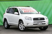 2007 Toyota RAV4 ACA33R Cruiser L (4x4) White 4 Speed Automatic Wagon Ringwood East Maroondah Area Preview