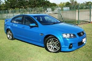 2012 Holden Commodore VE II MY12 SV6 Blue 6 Speed Sports Automatic Sedan Townsville Townsville City Preview