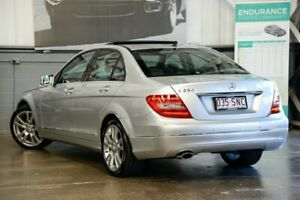 2011 Mercedes-Benz C250 W204 MY11 BlueEFFICIENCY 7G-Tronic + Avantgarde Silver 7 Speed Albion Brisbane North East Preview