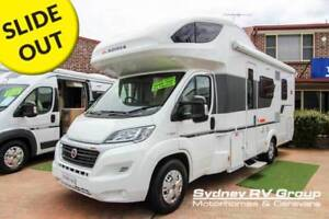 AM037 Adria Coral A660 SCS Luxurious & Great Value 5 Berth
