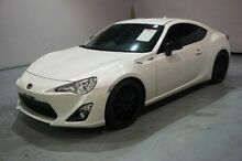 2013 Toyota 86 ZN6 GT White 6 Speed Manual Coupe Old Guildford Fairfield Area Preview