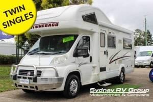 U3857 Winnebago Birdsville Elite Luxurious RV With Twin Singles
