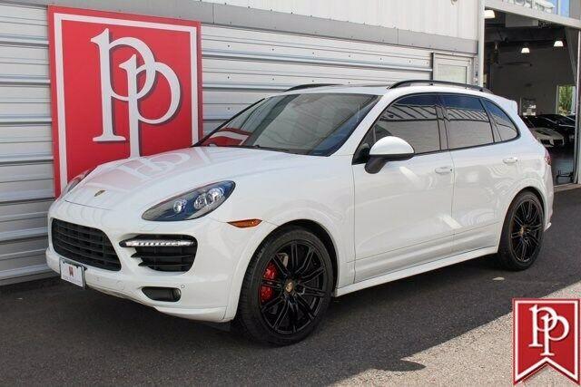2014 Porsche Cayenne Gts Ebay