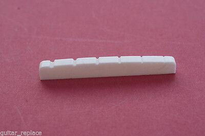 Cejuela Hueso 43x3,20x5 Guitarra Electrica Bone Nut Telecaster Stratocaster