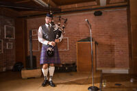 Bagpiper for any occasion Music / Weddings / Scottish / Kilt