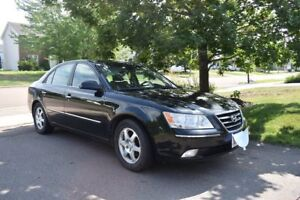 2009 Hyundai Sonata. V6 Fully loaded. Very reliable.