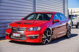 2011 Holden Special Vehicles GTS E Series 3 Red 6 Speed Sports Automatic Sedan Osborne Park Stirling Area Preview