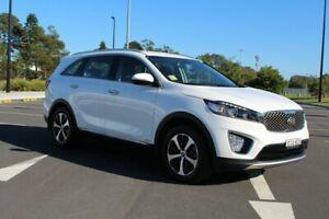 2017 Kia Sorento UM MY17 Si AWD Limited Clear White 6 Speed Sports Automatic Wagon Port Macquarie Port Macquarie City Preview