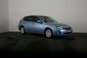 2011 Subaru Impreza MY11 RS (AWD) Blue 5 Speed Manual Hatchback