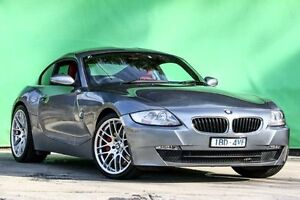2006 BMW Z4 E86 MY07 Grey 6 Speed Manual Coupe Ringwood East Maroondah Area Preview