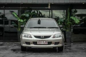 2002 Mazda 323 BJ II Astina Gold 5 Speed Manual Hatchback Bowen Hills Brisbane North East Preview