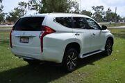 2017 Mitsubishi Pajero Sport QE MY17 GLS White 8 Speed Sports Automatic Wagon Winnellie Darwin City Preview