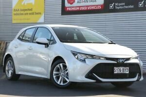 2018 Toyota Corolla Mzea12R Ascent Sport Crystal Pearl 10 Speed Constant Variable Hatchback Cheltenham Charles Sturt Area Preview