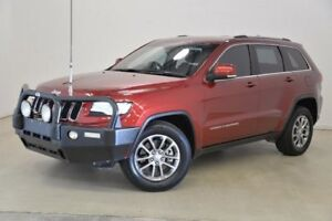 2013 Jeep Grand Cherokee WK MY2014 Laredo 4x2 Red 8 Speed Sports Automatic Wagon