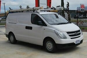 2011 Hyundai iLOAD TQ-V MY11 White 5 Speed Sports Automatic Van Kenwick Gosnells Area Preview