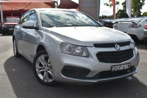 2015 Holden Cruze JH Series II MY15 Equipe Silver 6 Speed Sports Automatic Hatchback Tuggerah Wyong Area Preview