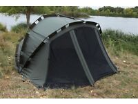Nash brolly dome, Overwrap and ground sheet