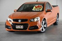2013 Holden Ute VF MY14 SS Ute Orange 6 Speed Manual Utility Robina Gold Coast South Preview