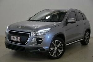 2014 Peugeot 4008 MY14 Active 4WD Grey 6 Speed Constant Variable Wagon Mansfield Brisbane South East Preview