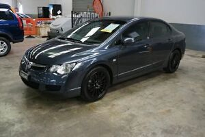 2008 Honda Civic 8th Gen MY08 VTi-L Grey 5 Speed Automatic Sedan Old Guildford Fairfield Area Preview