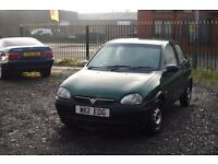 Vauxhall Corsa 1.0 (Cheap car for everyday use)