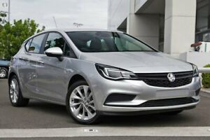 2019 Holden Astra BK MY19 R+ Silver 6 Speed Sports Automatic Hatchback Capalaba Brisbane South East Preview