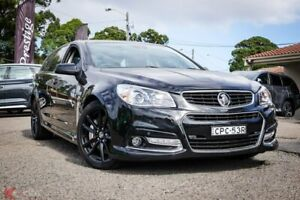 2013 Holden Commodore VF MY14 SS V Sportwagon Redline Black 6 Speed Sports Automatic Wagon Ryde Ryde Area Preview