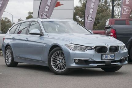 2013 BMW 320i F31 MY0813 Touring Blue 8 Speed Sports Automatic Wagon Phillip Woden Valley Preview