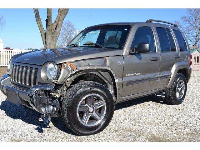 2004 Jeep Liberty For Sale